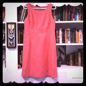 Jackie Kennedy-Style Pink Dress